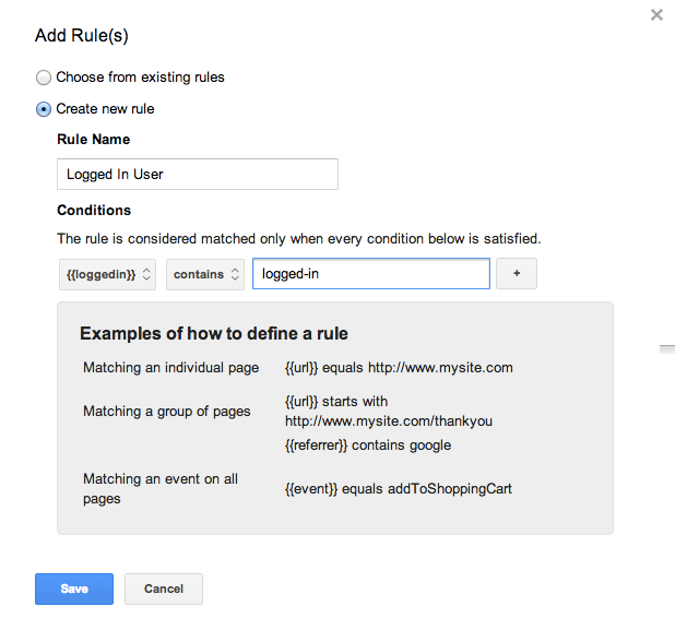 Google_Tag_Manager Blocking Rules